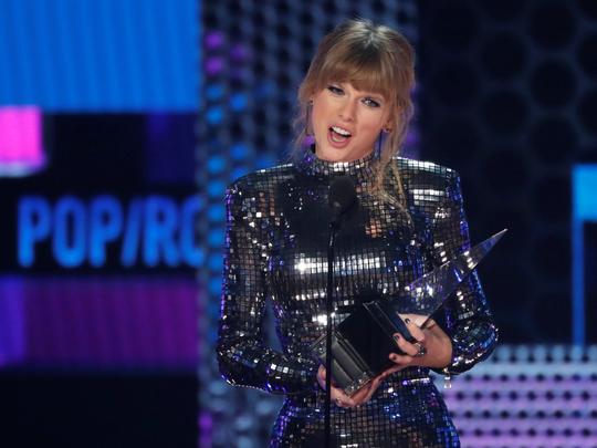tab Taylor Swift
