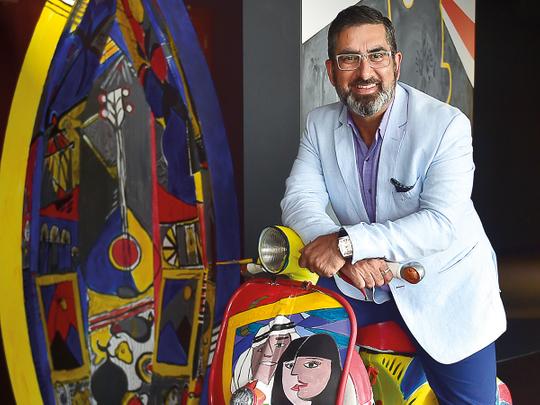Sanjay Raina, regional head of Fox Networks Group,