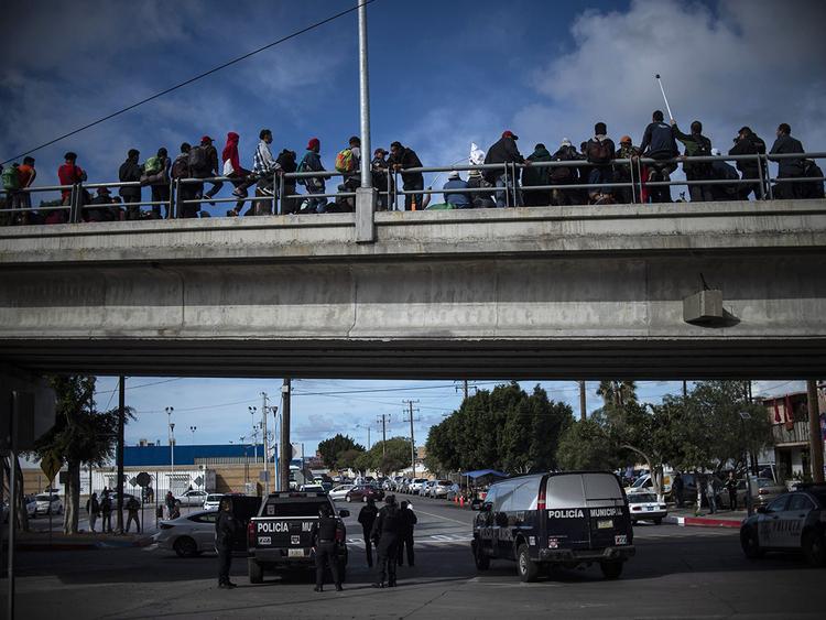 181123 Migrants