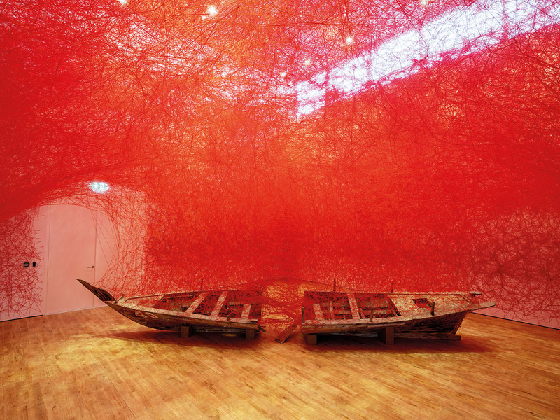 Departure-by-Chiharu-Shiota-(Read-Only)