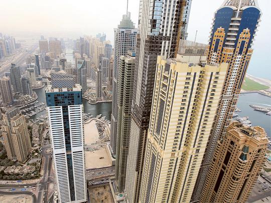 Dubai Marina generic