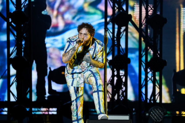 POST MALONE DELIGHTS THE CAPITAL WITH INCREDIBLE LIVE SET AT YASALAM AFTER-RACE CONCERTS