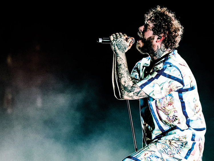 ROCKSTAR-POST-MALONE-DELIVERS-AMAZING-PERFORMANCE-WORTHY-OF-'CONGRATULATIONS'-(Read-Only)