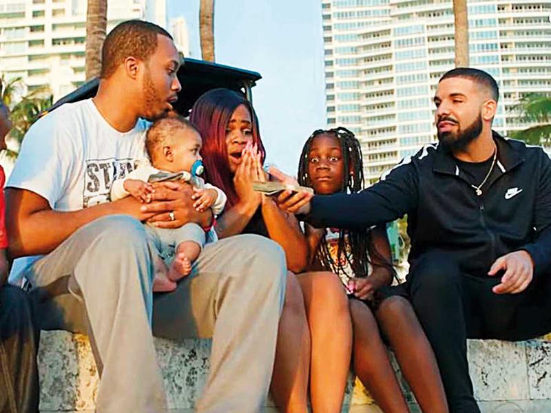 181124 Drake Video