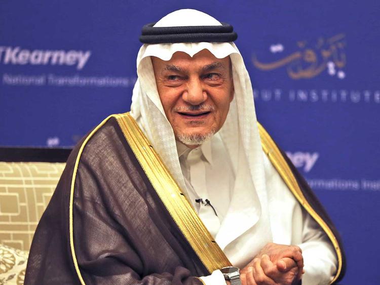 181124 Prince Turki Al Faisal 2