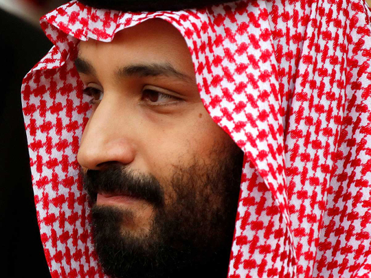 181124 Saudi Crown Prince Mohammad Bin Salman 2