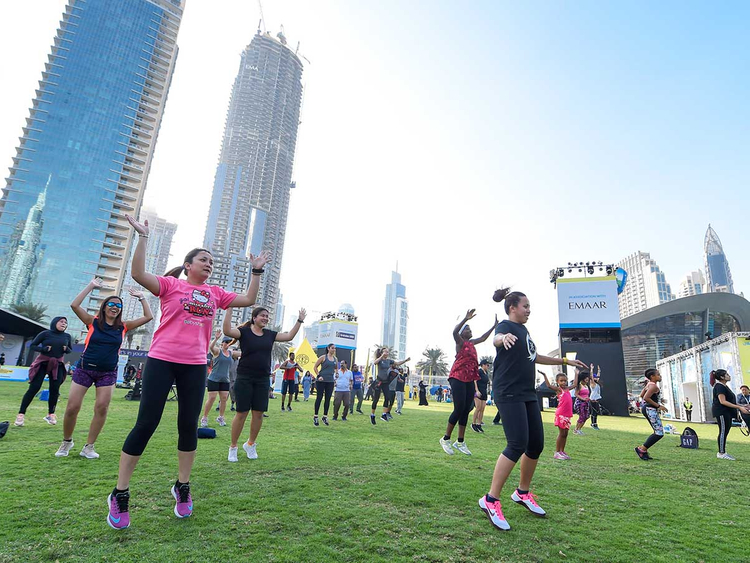 181124 fitness challenge