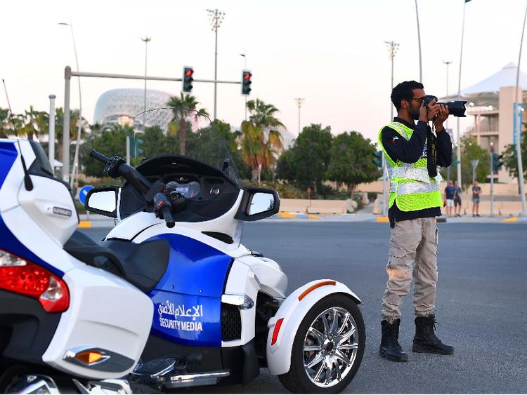 AD Police 01 three wheel motorcycle 012