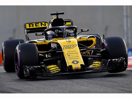 Renaults German Nico Hulkenberg 09dd