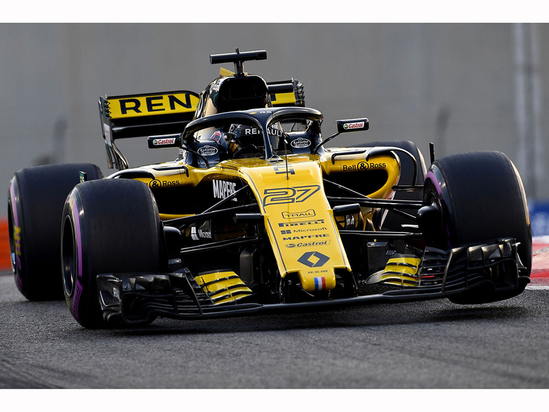 Renaults German Nico Hulkenberg 09dd