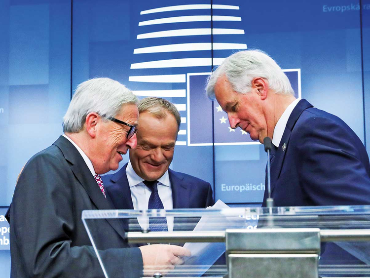 181125 Reuters EU officials