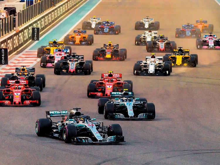 Lewis Hamilton new a