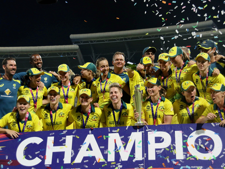 The Australian women's cricket team