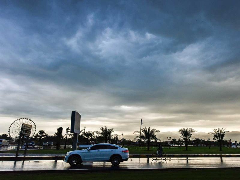 181126 Sharjah rain