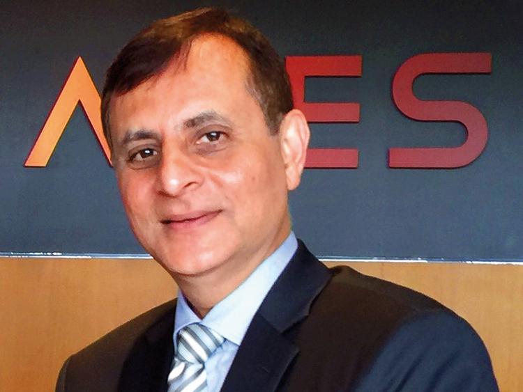 Bharat Bhatia, CEO of Conares
