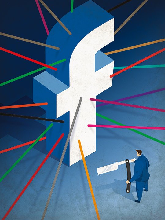 Why Facebook could do with a good breaking up
