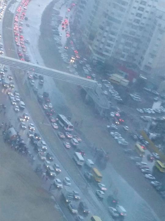 rain traffic al nahda 012