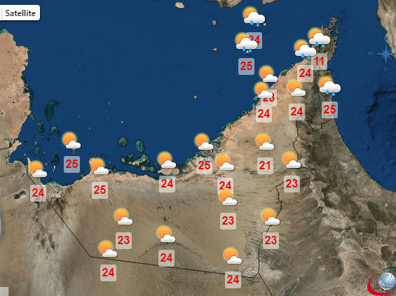 181127 weather map