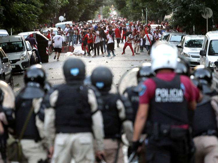 ARGENTINA-SOCCER-VIOLENCE-(Read-Only)