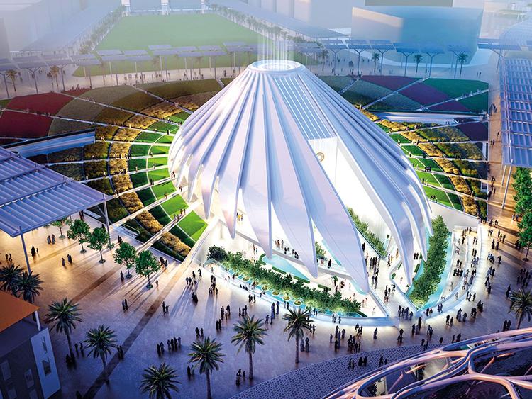 CALATRAVA_UAEPavilion