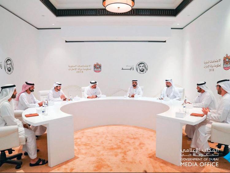 UAE outlines national development plan