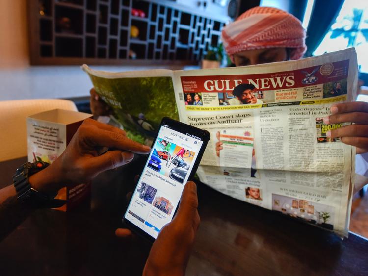 Gulf News readers
