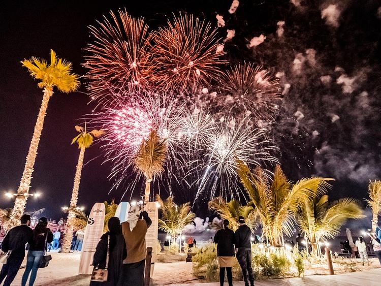 La Mer Fireworks