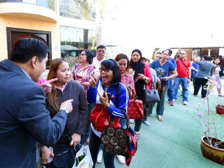 ofws filipino expats