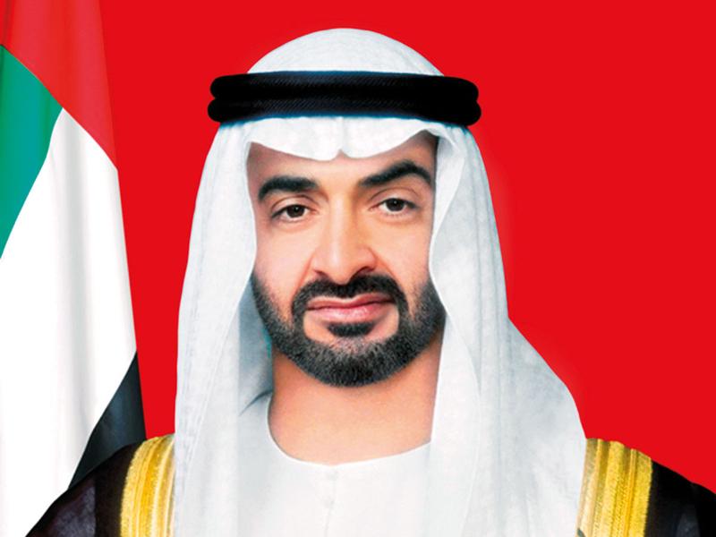 181128 Shaikh Mohammad Bin Zayed Al Nahyan