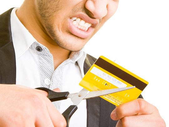Credit card cut Emergency fund 092