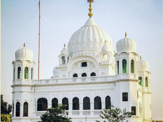 Kartarpur Gurudwara Kartarpur Sahib