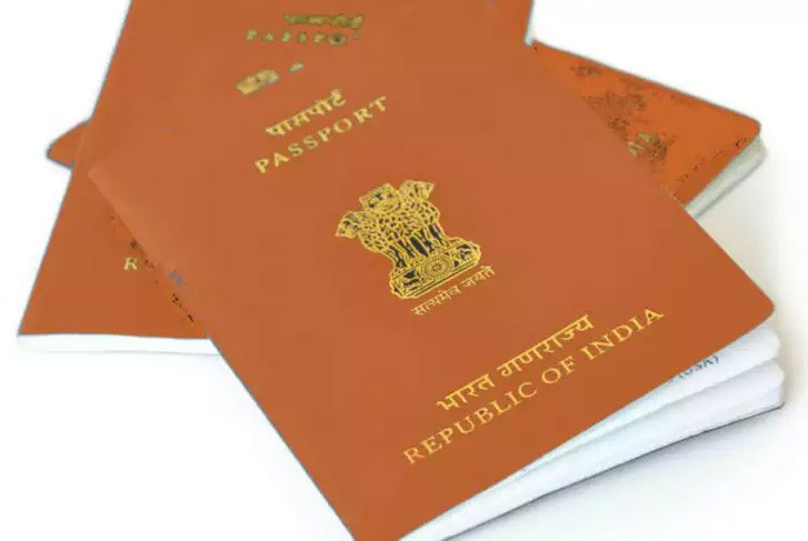 NAT ORANGE PASSPORT