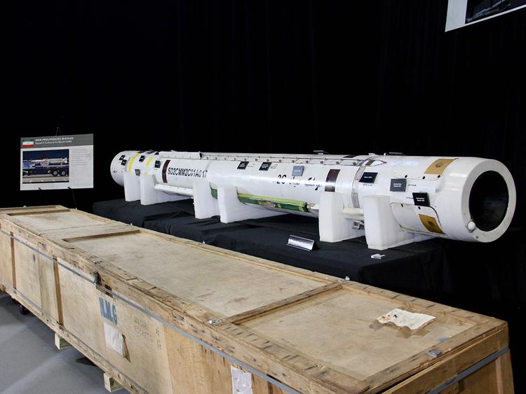 181129 Iran missiles