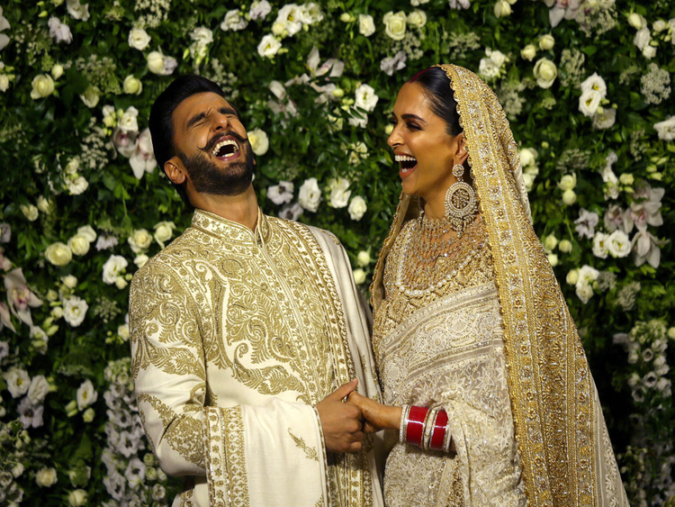 Deepika Ranveer Reception