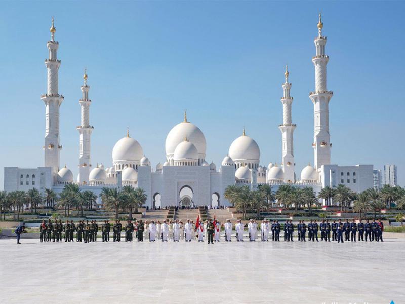 UAE Armed Forces members