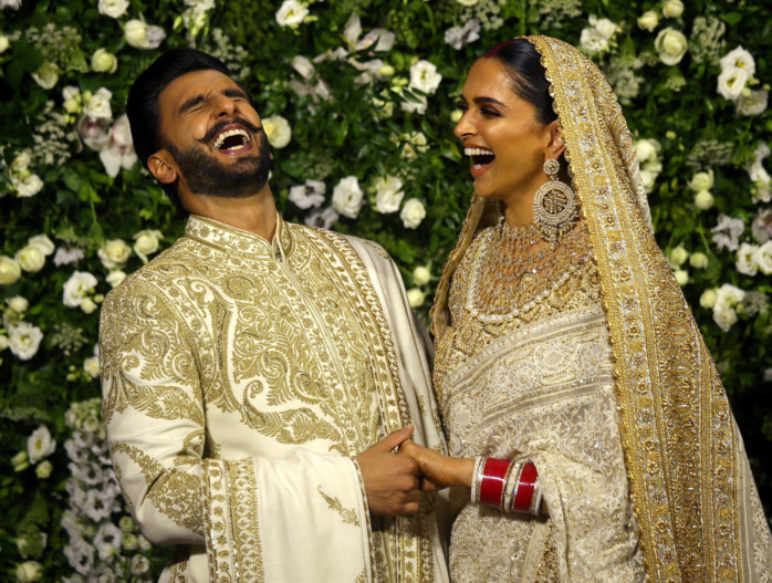 tab Deepika Ranveer reception mumbai2