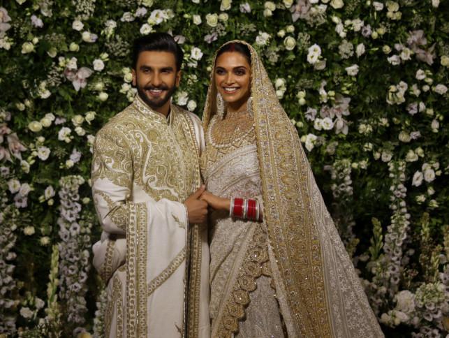 tab Deepika Ranveer reception mumbai