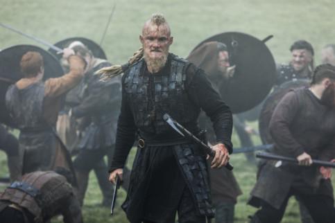 tab Global TV hit, Vikings, returns to STARZ PLAY on November 29th
