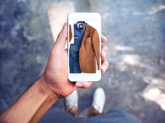 AI wardrobe