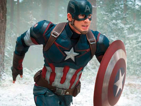 Hollywood star Chris Evans remains evasive about return as Captain America