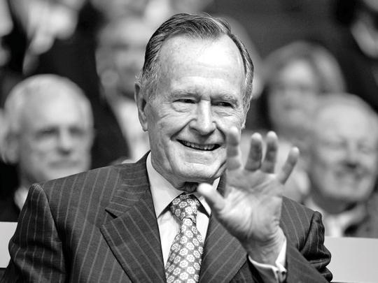 181201 George H.W. Bush