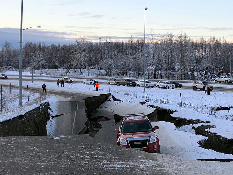 Car alaska