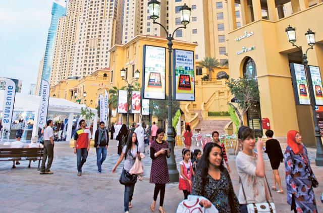 Dubai residents01