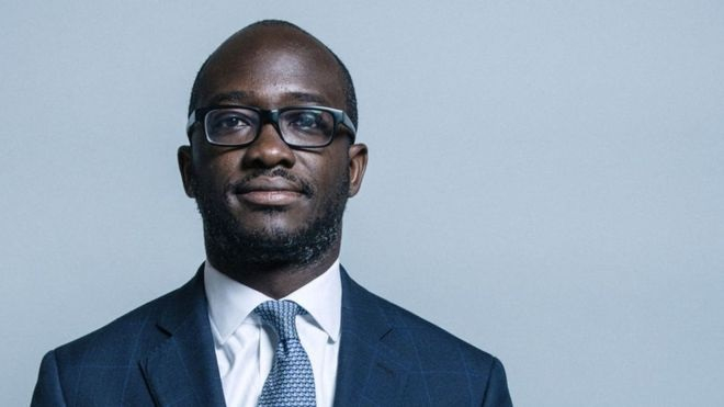 Science and universities minister Sam Gyimah 012