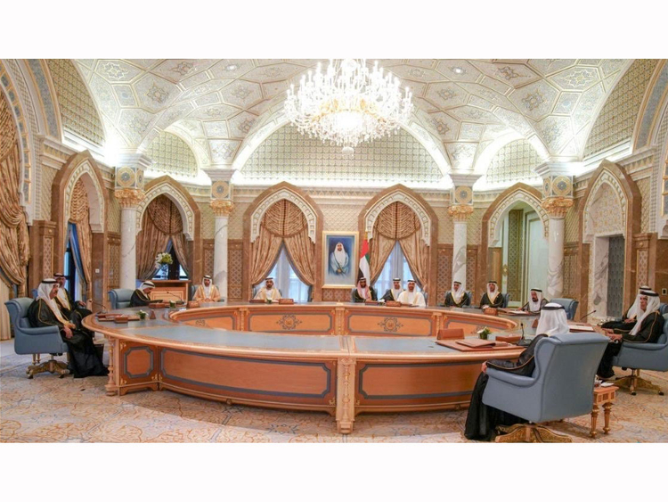UAE Supreme Council Dec. 2, 2018