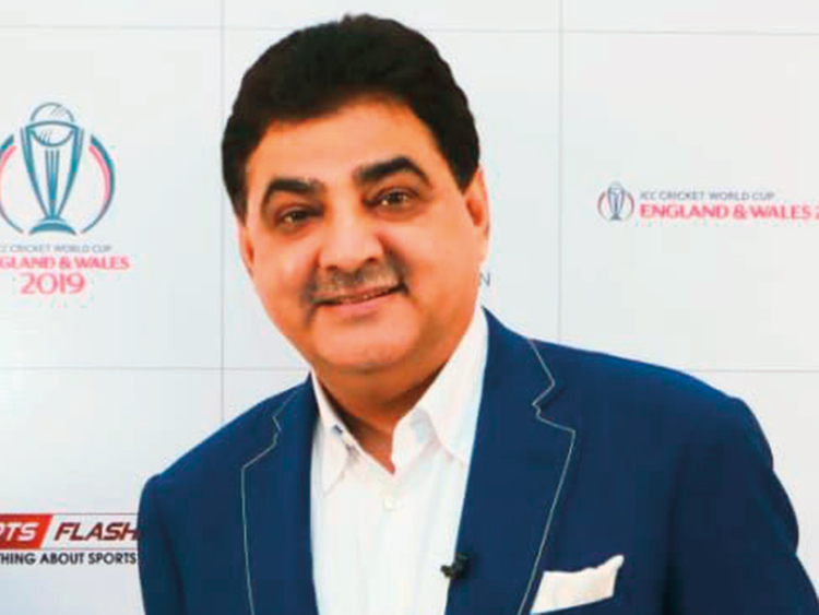 Ajay Sethi, Chairman of Channel 2 Group