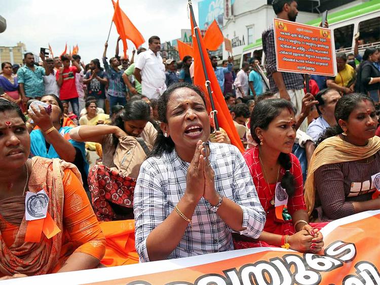 Kerala's Sabarimala: Celibate deity, 'impure' devotees