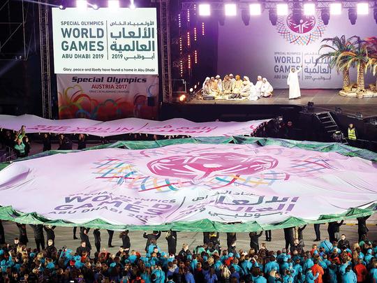 Emirati performers