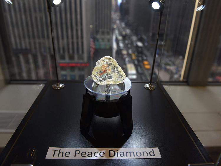 Peace Diamond 181204