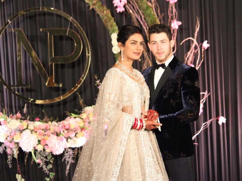 Priyanka Chopra and Nick Jonas 1